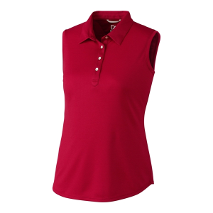 Ladies' Sleeveless CB DryTec™ Clare Polo