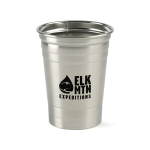 Party Time Stainless Tumbler - 17 Oz.