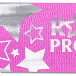 Badge Satin Ribbon - 1 1/2""